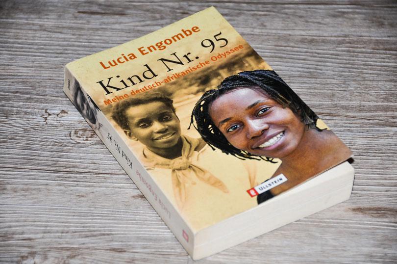 Lucia Engombe: Kind Nr. 95