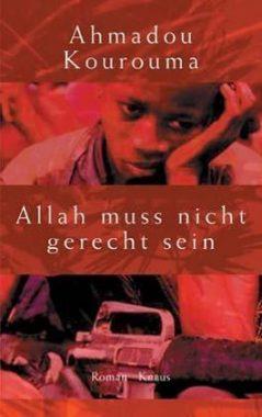 Allah muss nicht gerecht sein