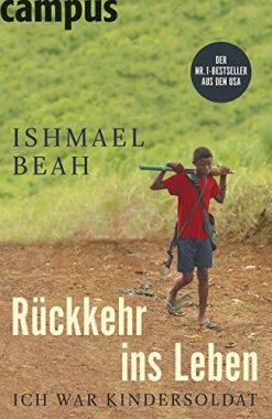 Ishmael Beah: Rückkehr ins Leben