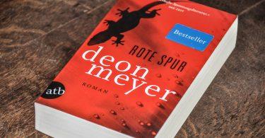 Deon Meyer: Rote Spur - Bild 2