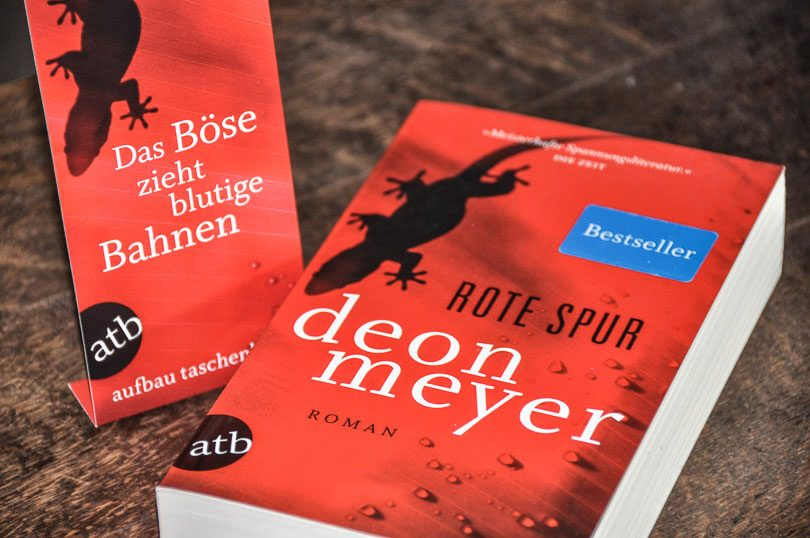 Deon Meyer: Rote Spur - Bild 4