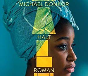 Michael Donkor: Halt