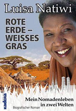 Rote Erde - weißes Gras