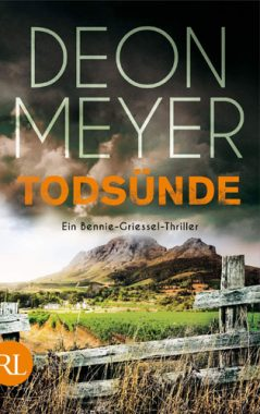 Deon Meyer: Todsünde