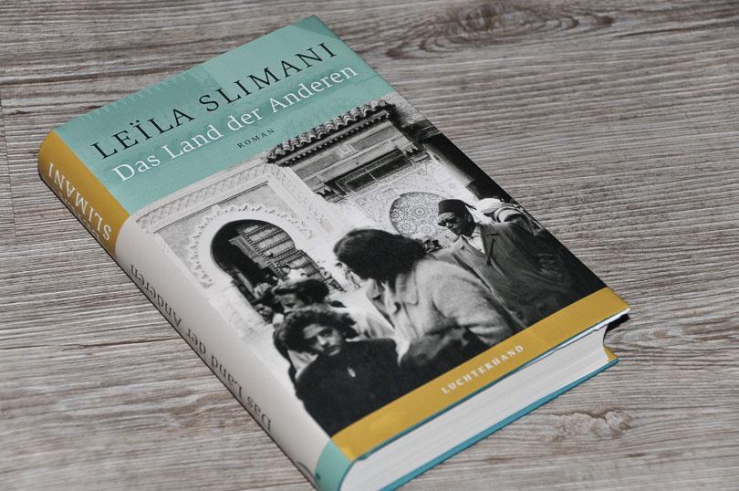 Das Land der Anderen von Leila Slimani